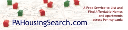 PA Housing search
