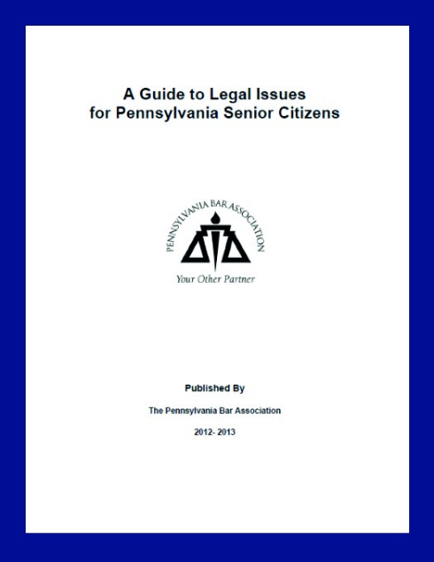 guide to legal services for senior citizens